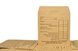 Wage Packet Envelopes poster