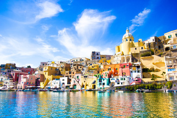 Procida, Island in Italy