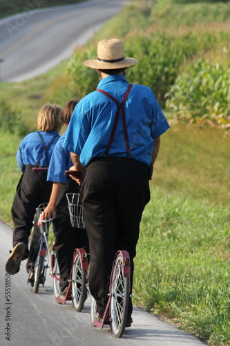 Boys on Scooters