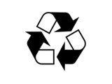 recycling logo / symbol