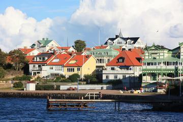 Marstrand. Schweden