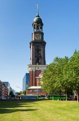 Michaeliskirche in Hamburg