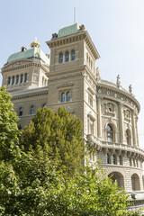 Bern, Regierungsgebäude, Bundeshaus, Hauptstadt, Schweiz