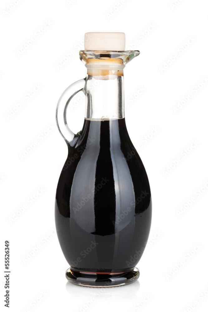 k chenr ckwand aus glas mit foto vinegar bottle. Black Bedroom Furniture Sets. Home Design Ideas