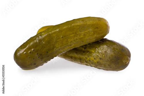 Two Baby Pickles