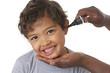 ORL - Examen autoscopique chez l'enfant