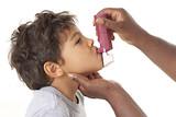Traitement de l'Asthme avec la maman