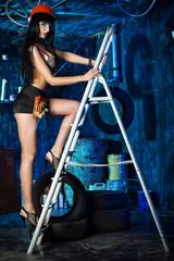lady builder