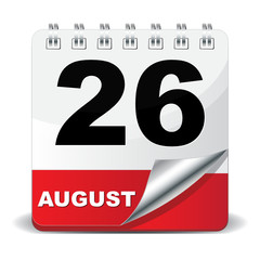 26 AUGUST ICON