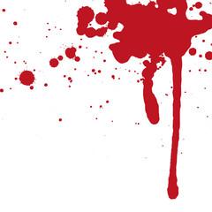 Splatter Blut Vektor