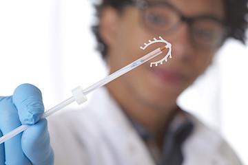 STÉRILET - Dispositif contraceptif féminin