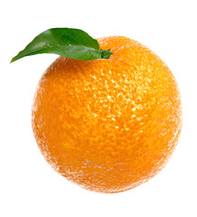 Fresh orange. Foods and Dishes Series.