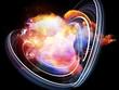 Emergence of Design Nebulae