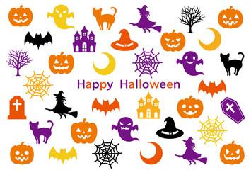 Halloween post-card
