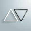 Black And White Triangle Background Upload Download