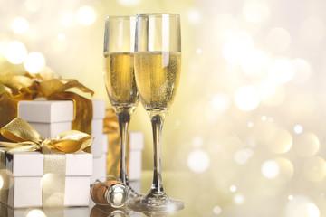 Celebration the new year