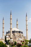 Turkey, Edirne, Selimiye Mosque. The UNESCO World Heritage