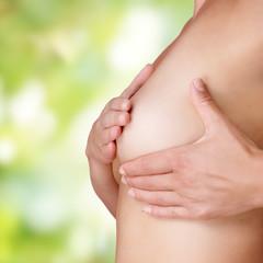 Vorsorgeuntersuchung der Brust