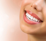 Fototapety Healthy Smile. Teeth Whitening. Dental care Concept