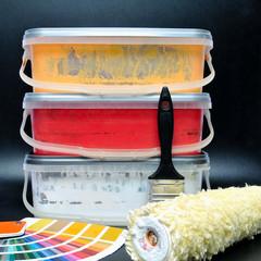 Malerzubehör für Heimwerker