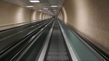 Monaco - Pedestrian tunnel
