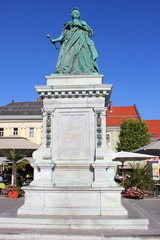 Statue der Erzherzogin Maria Theresia