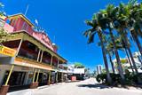 Street scene in Cairns, Australia