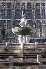 Aachen Karlsbrunnen