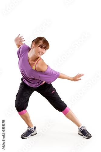 Spaß Tanzen Fitness