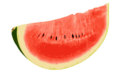 Watermelon close-up 3