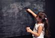 blackboard pink
