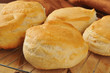 Fresh baked buttermilk biscuits