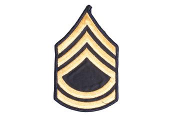 us army sergeant rank patch