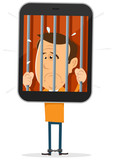 Mobile Phone Prisoner