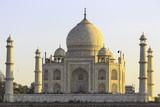 Taj Mahal in sunset