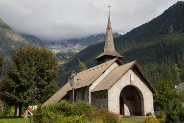 Chapel of Les Praz
