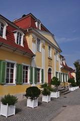 Friederikenschlösschen Bad Langensalza im Sommer