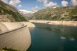 Kaprun dam ,Austria.