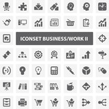 Website Iconset - Business/Work 44 Basic Icons