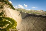 Kaprun dam ,Austria