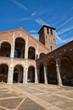 Basilica of Sant Ambrogio (circa 1080). Milan, Italy
