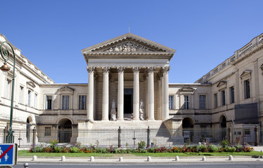 Courthouse of Montpellier