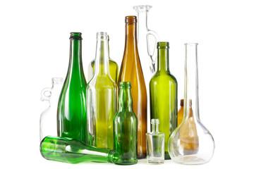 Altglas Flaschen