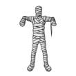 comic mumie I