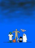 plakat halloween XX