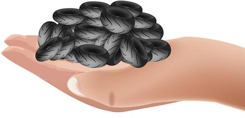 pneumatico da moto