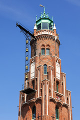 Baudenkmal Simon-Löschen-Turm Bremerhaven