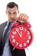 Zeit zum Handeln - Countdown - Fristablauf - Manager
