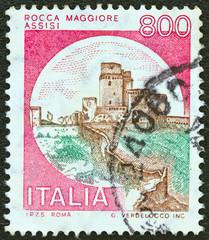 Rocca Maggiore, Assisi (Italy 1980)