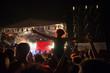 concert outside